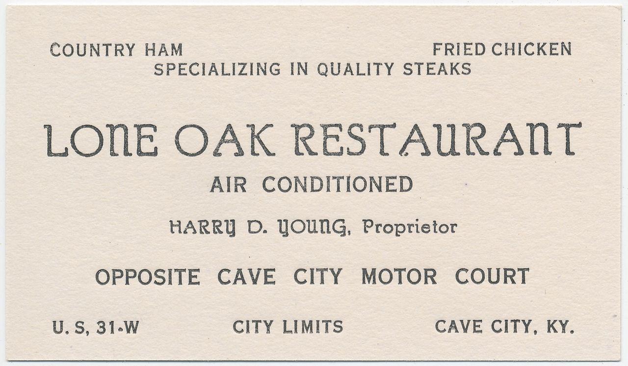 travertine restaurant mammoth cave menu - best cave 2017